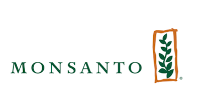 Monsanto logo client Commercial Security Systems
