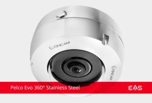Pelco Evolution 360 Stainless Steel