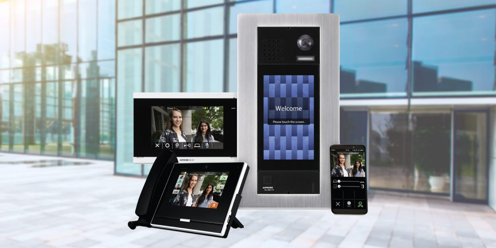 Aiphone IXG Series IP Video Intercom